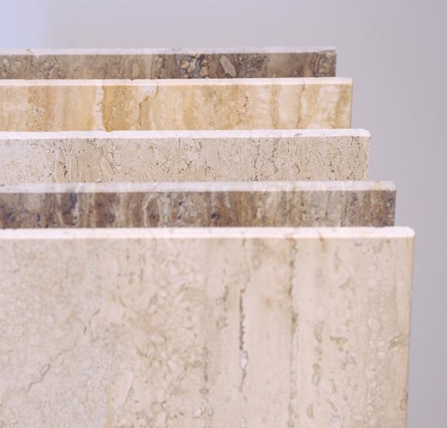 Norvold natuursteen hout look staal