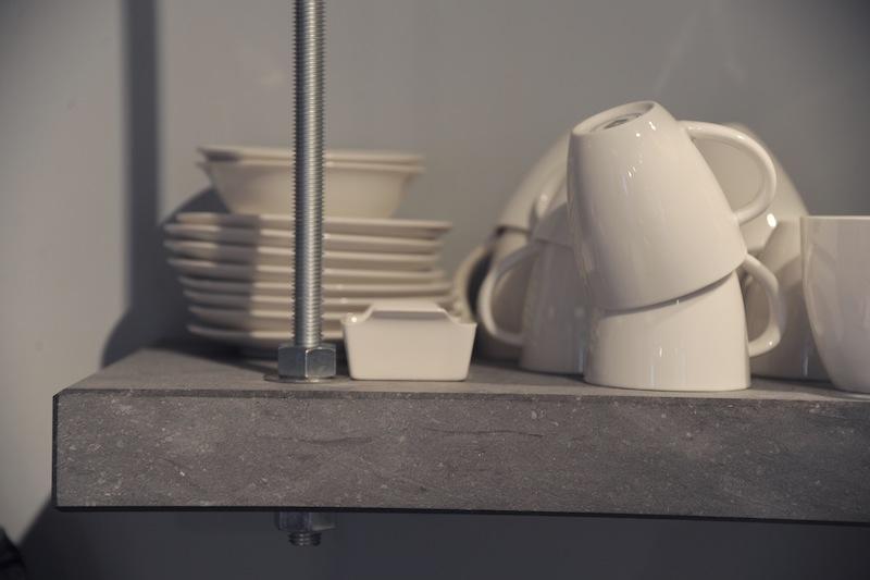 Natuursteen in de keuken - keukenwerkblad van natuursteen op maat via Norvold international