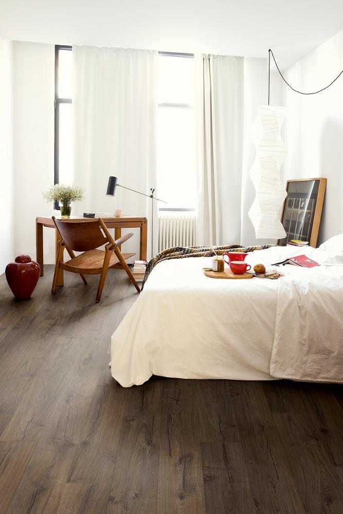 Quick-Step laminaat Impressive - waterbestendig en met natuurlijke houtlook