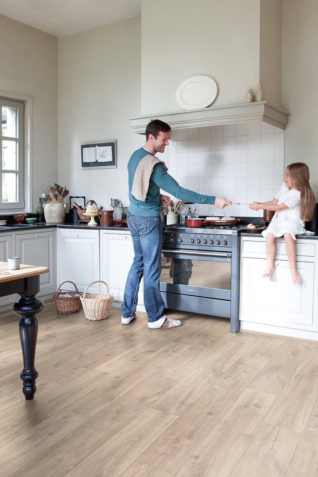 Quick-Step laminaat vloer Classic