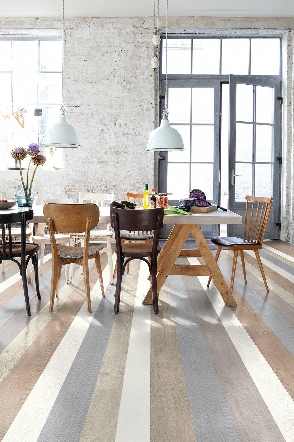 Onderhoudsvrije vloeren met houtlook - Nieuws Startpagina voor ...