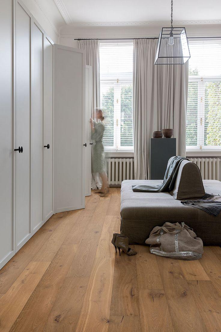 Houten vloer met matte lak - Palazzo parket van Quick-Step