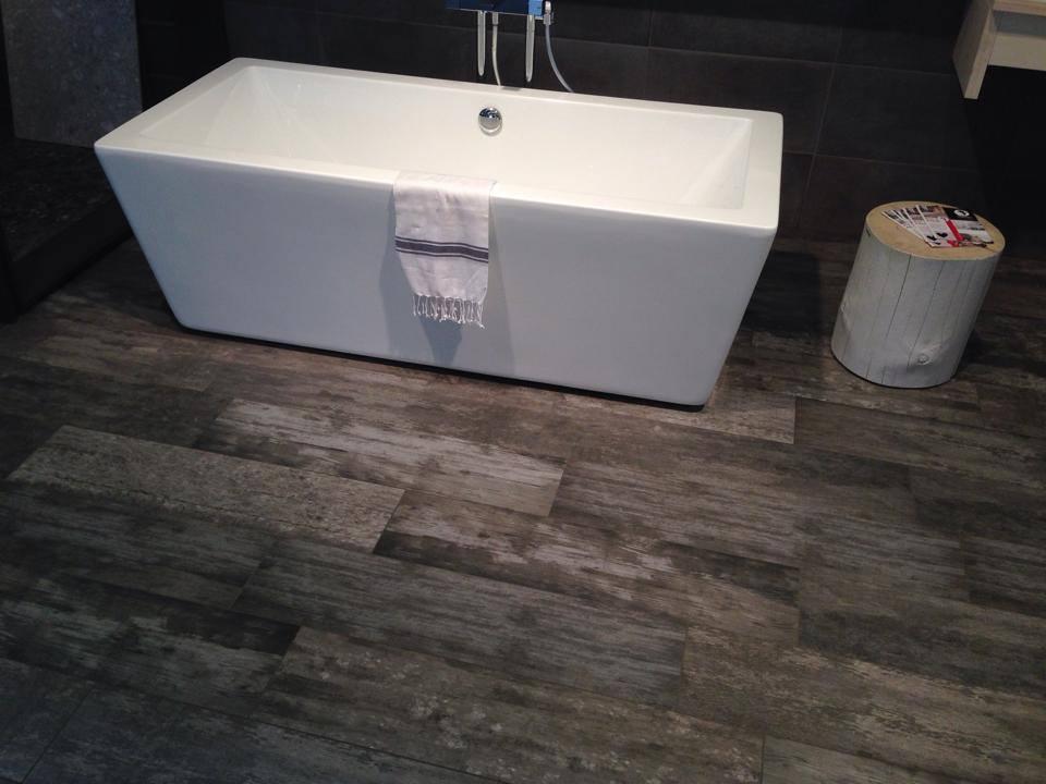 Kol keramische tegels houtlook