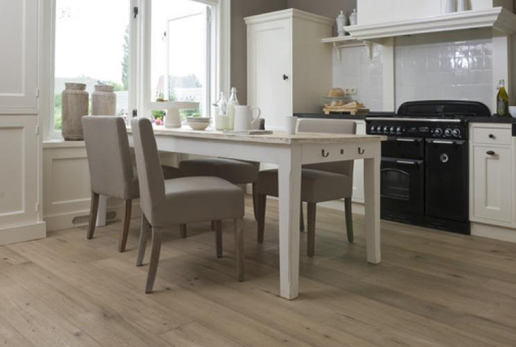 Vinyl Vloer Hout : Vinyl vloer houtlook finest naturel eiken with vinyl vloer