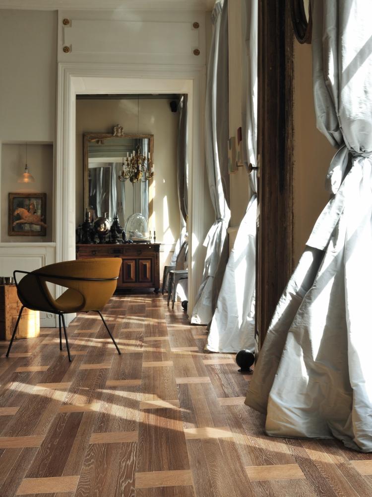Klassieke parketvloer uit de new Classics collectie van Solidfloor - Cambridge