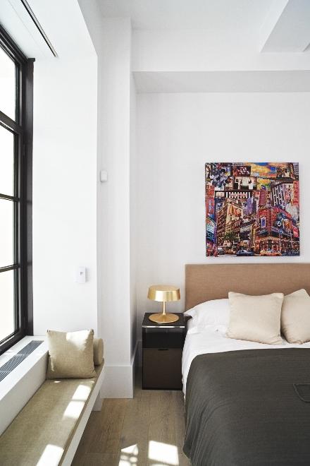 Piet Boon interieur slaapkamer Huys