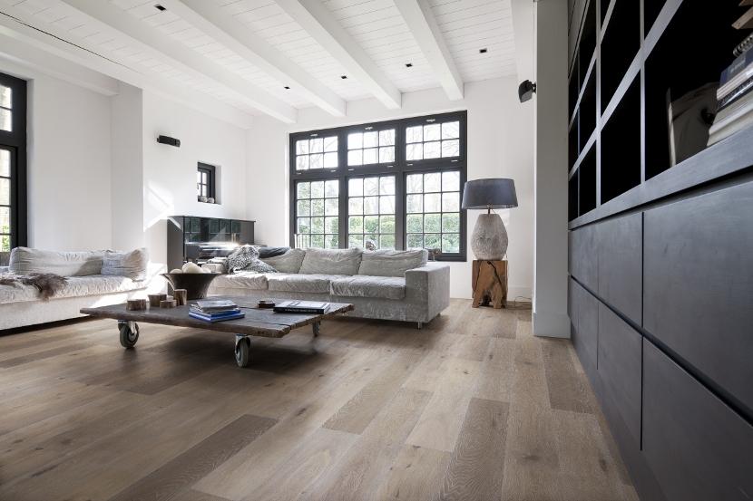 Parket vloeren startpagina voor vloerbedekking idee n uw - Badkamer met parketvloer ...