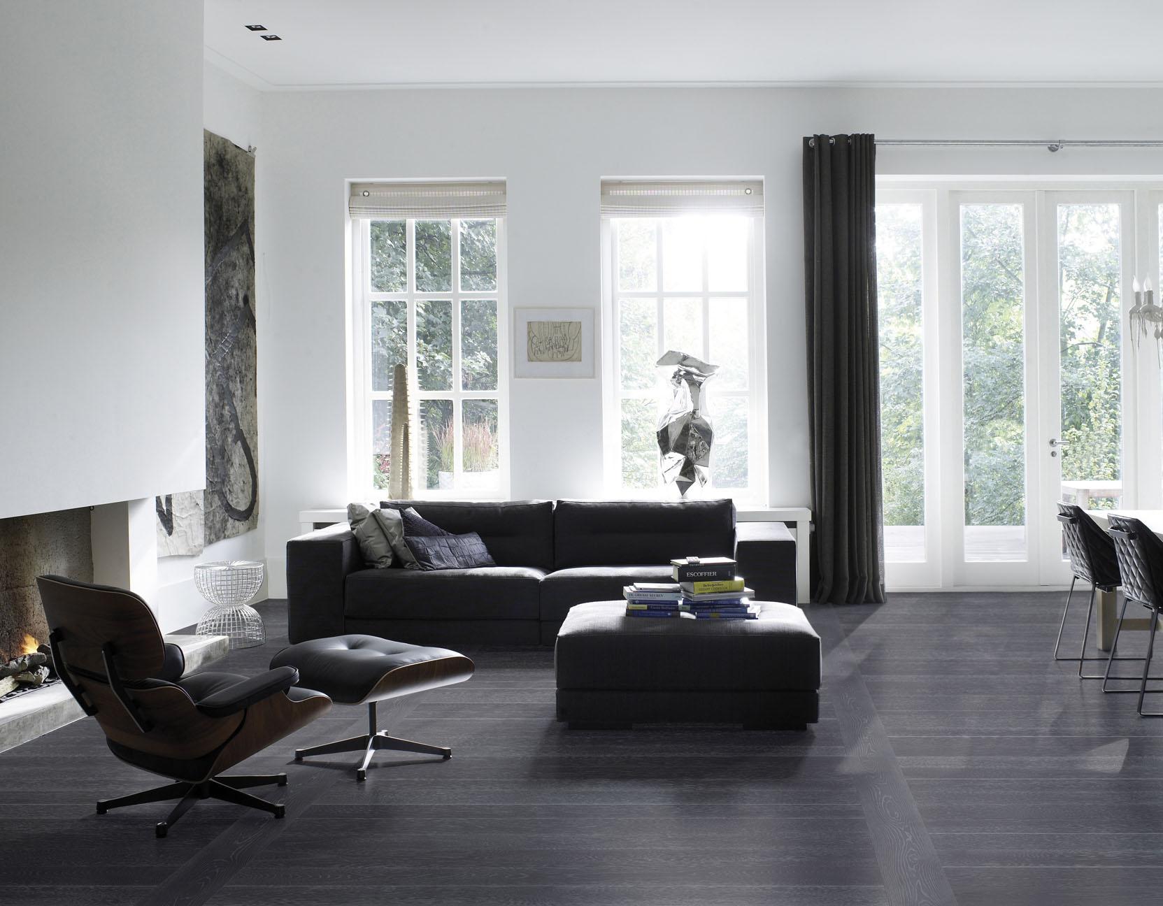 Houten vloer | Solidfloor by Piet Boon #houtenvloer #pietboon #solidfloor #interieur