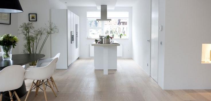 Uipkes houten vloer