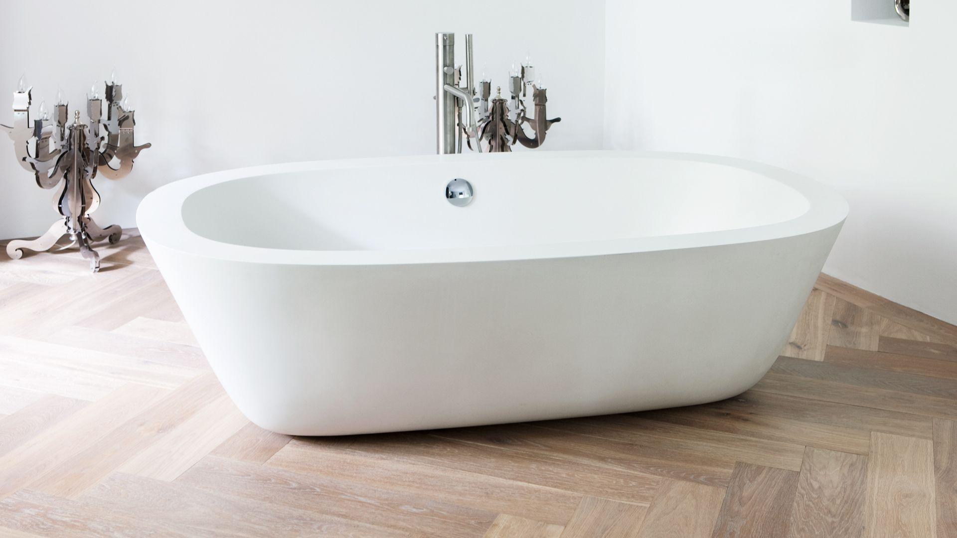 parketvloer voor badkamer brigee