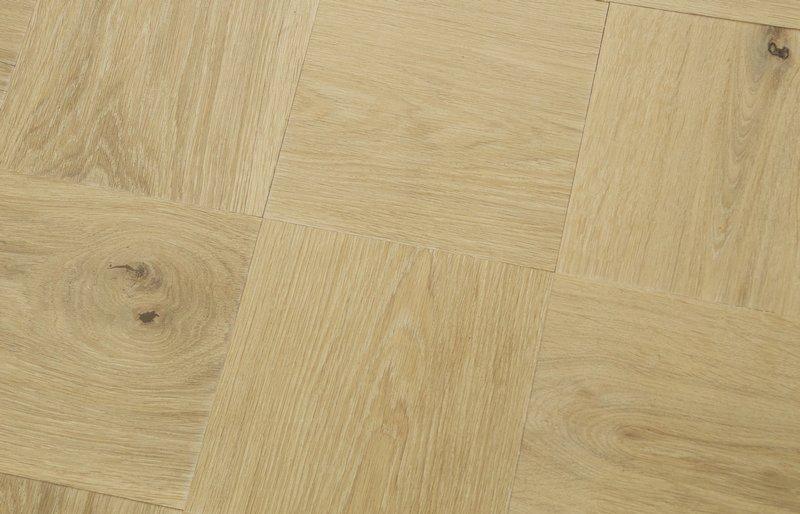 Uipkes houten tegels vloer