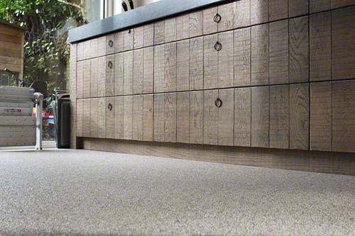 Een luxe en duurzame vloer met marmerstone nieuws startpagina voor vloerbedekking idee n uw - Deco land keuken ...