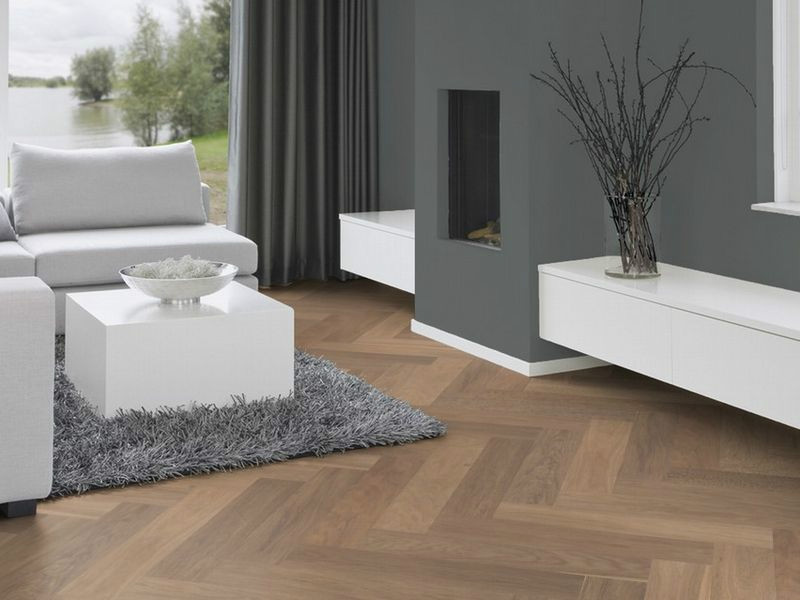 Houten vloer New Classics van Solidfloor