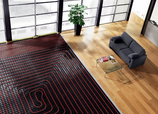Vloerverwarming Fonterra van Viega - Nieuws Startpagina voor ...