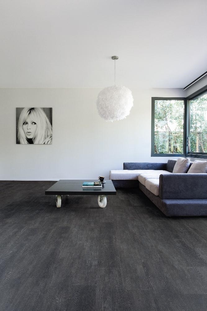Vinyl vloeren met de look van hout natuursteen nieuws for Interieur steen