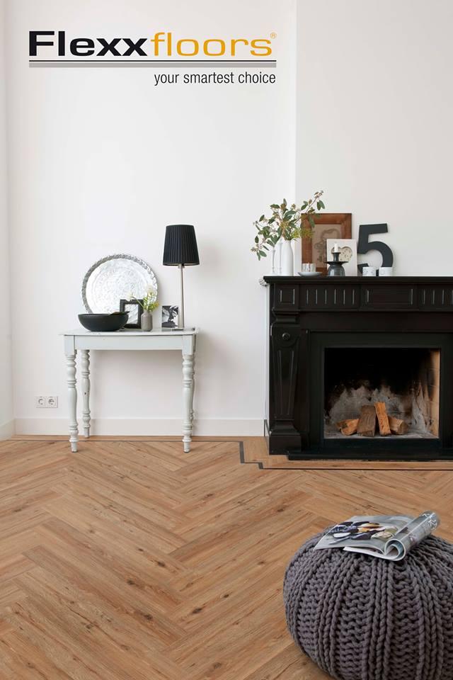 Flexxfloors kunststof vloer met houtlook #flexxfloors #vloer #vloeren #kunststof #interieur