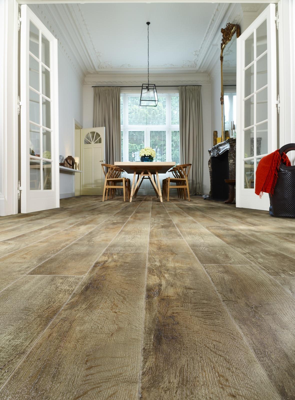 Onverwoestbare vinyl vloeren met prachtige houtlook   nieuws ...
