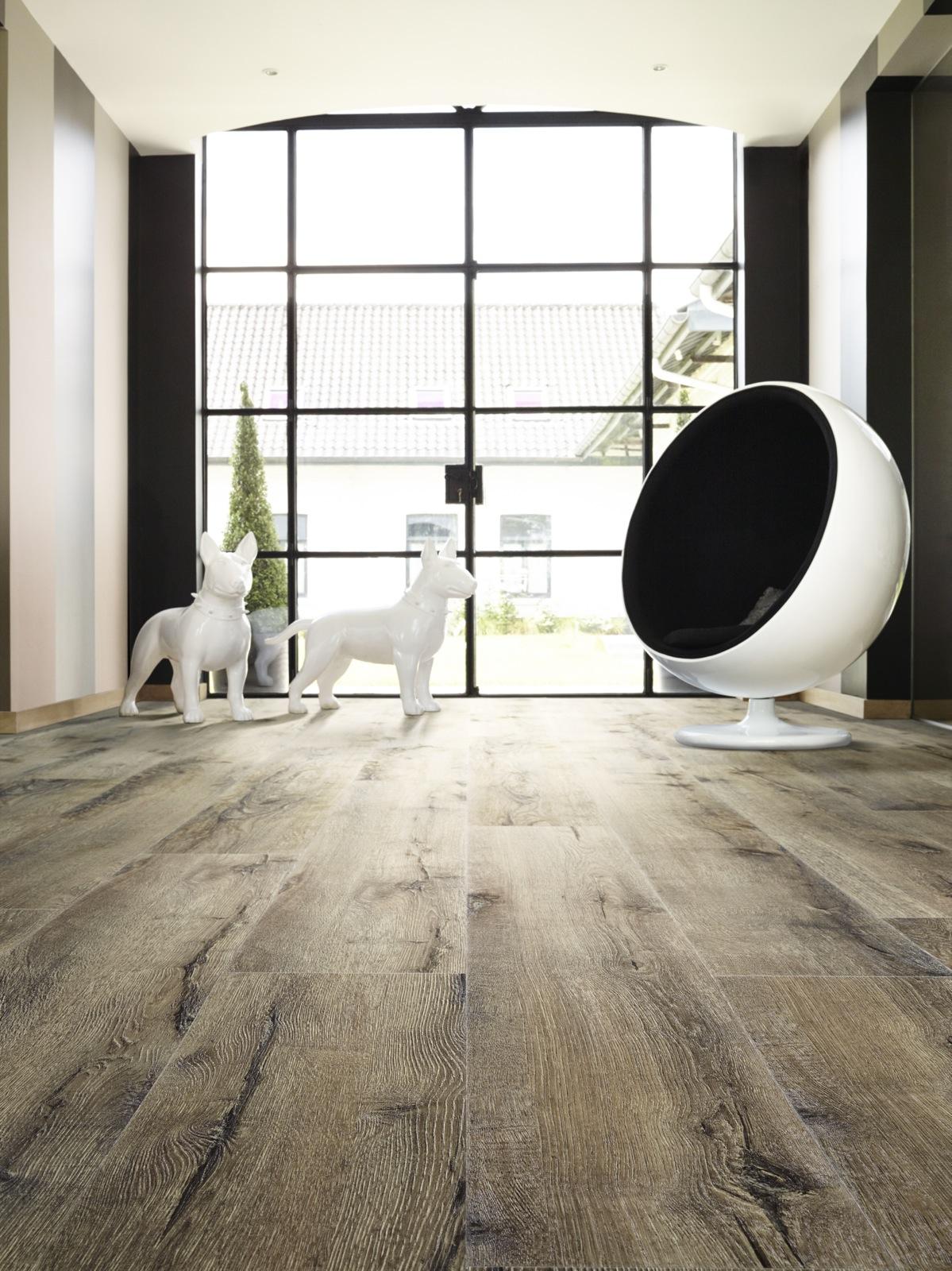 Luxe vinyl vloer met realistische houtlook - Moduleo Impress collectie