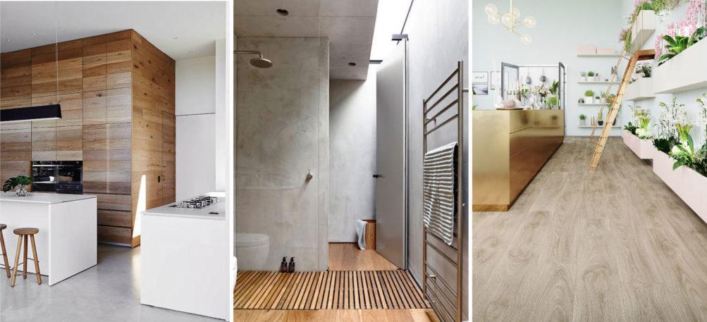 Trends in vloeren voor dit najaar blank hout via Moduleo #moduleo #vloeren #trends #woontrends #pvcvloer