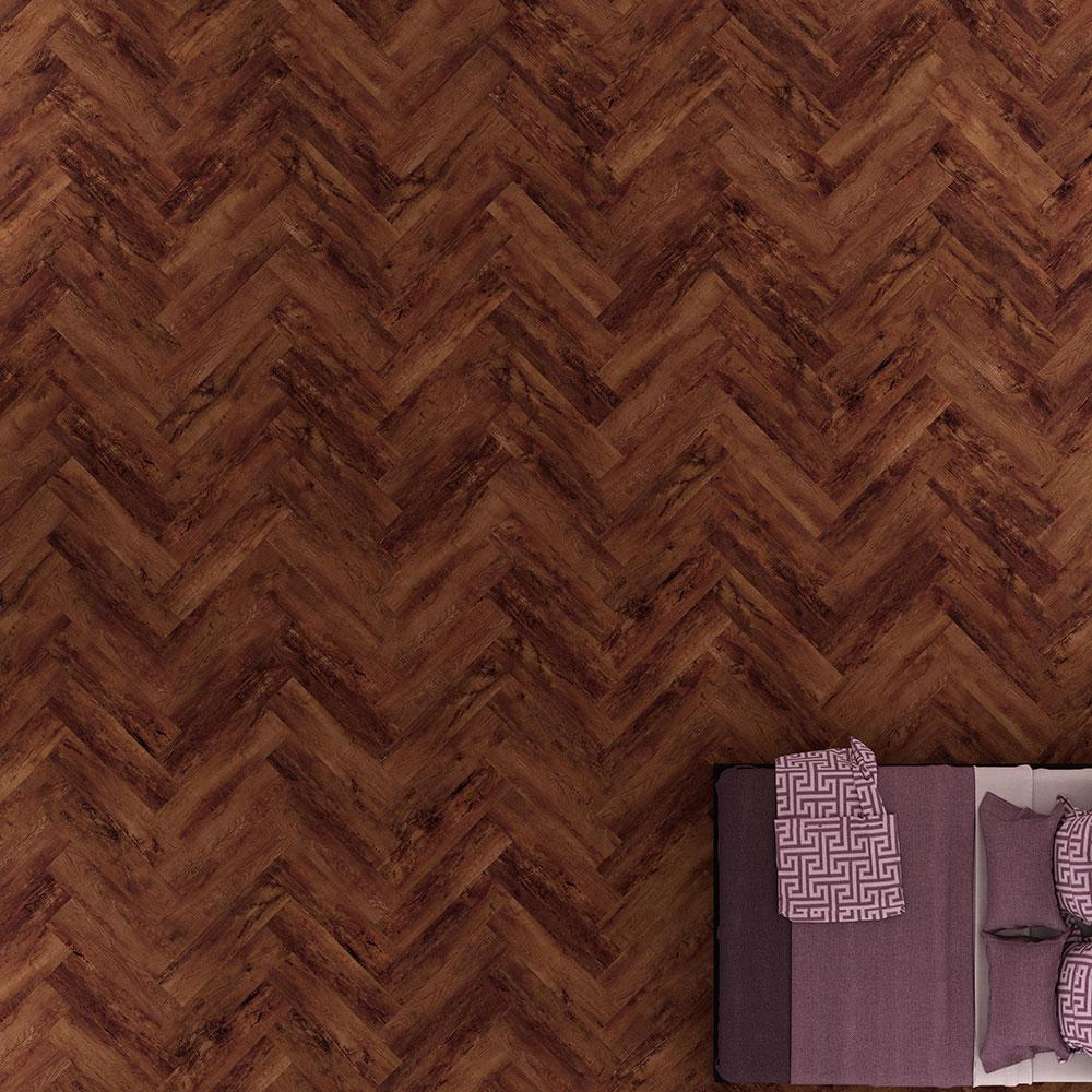 Moduleo Moods visgraat vloer - vinyl vloer met houtlook