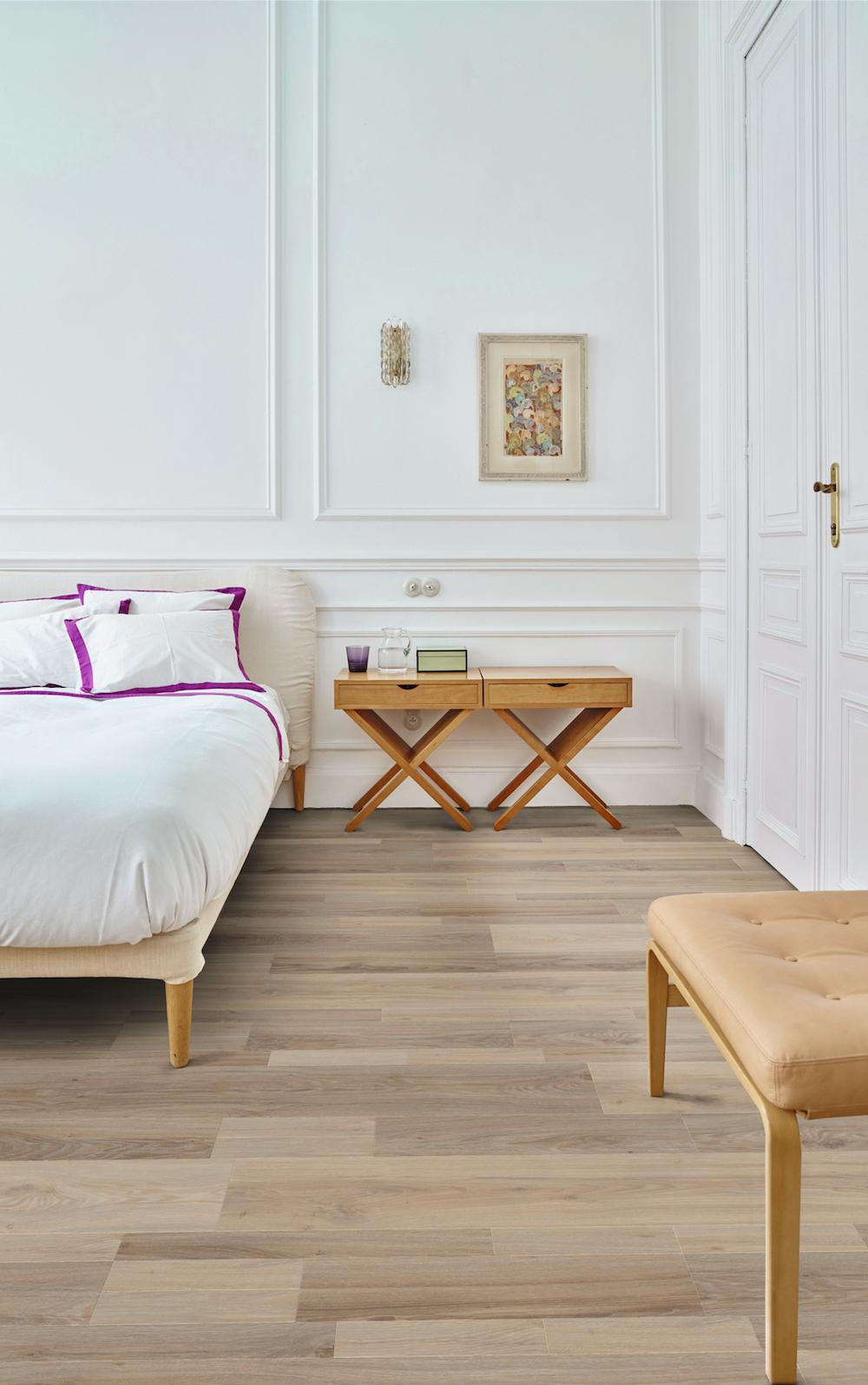 Verrassend Comfortabele vloeren voor de slaapkamer - UW-vloer.nl RW-36