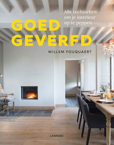 Cover goed geverfd