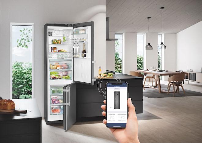Liebherr smart device