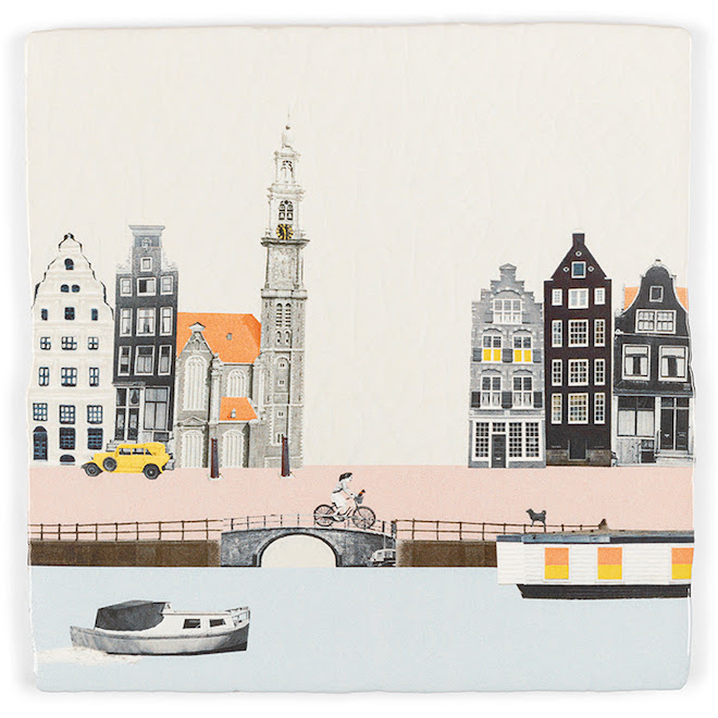 Story tiles Amsterdam