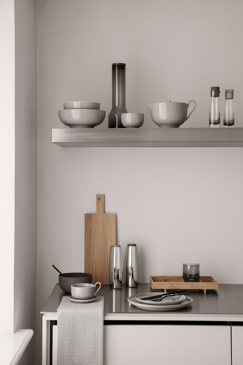 Blomus accessoires dienblad keuken, badkamer, slaapkamer, interieur #blomus #dienblad #interieur #keuken #badkamer