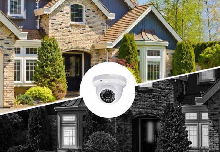 Beveiligen van de woning. Inbraakpreventie. Beveiligingscamera's #inbraak #beveiligen #beveiligingscamera #beveiligingssystemen