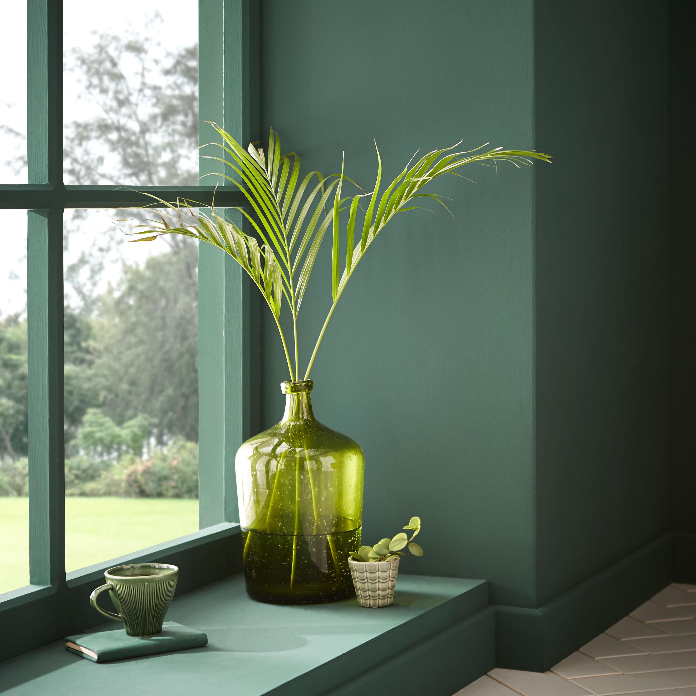 Kleur van het jaar. Adeline groen van Graham Brown #murrverf #groen #kleurvanhetjaar