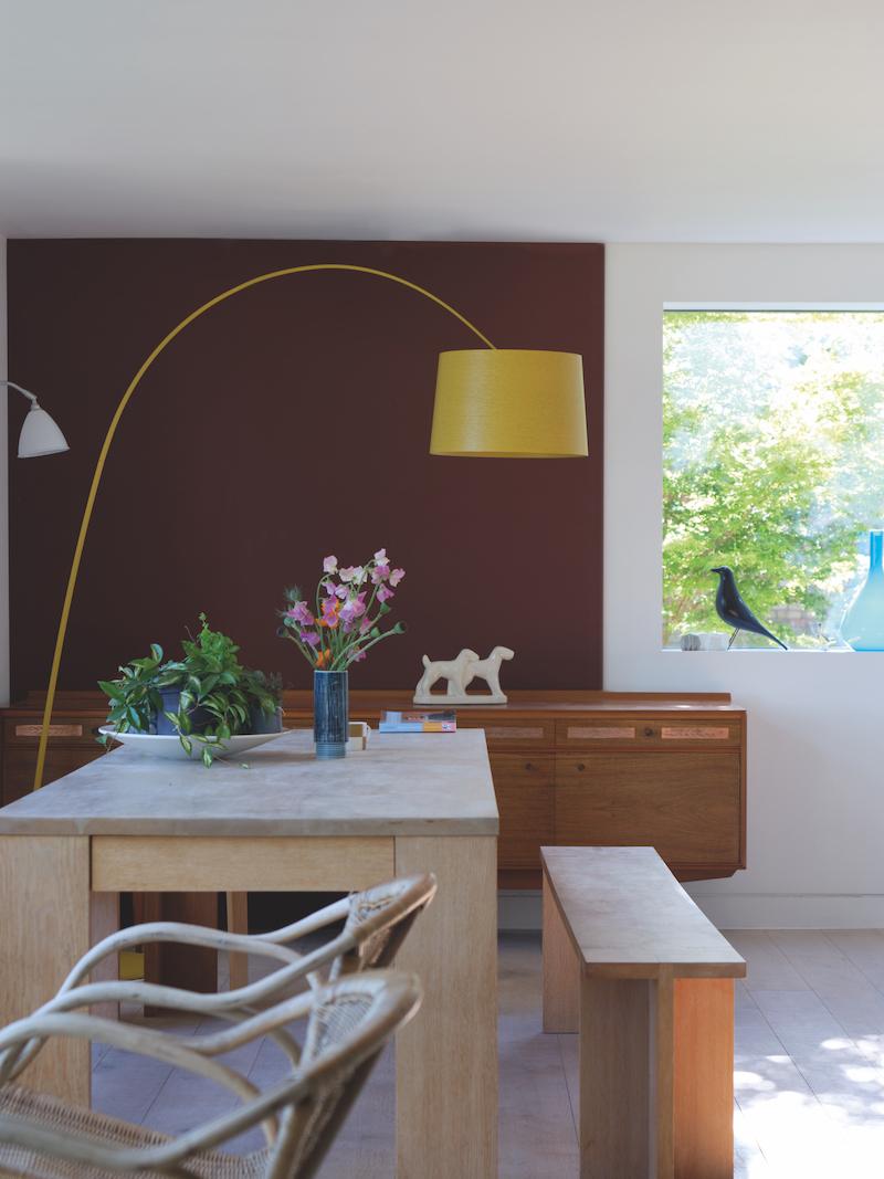 Kleurentrends 2020 voor het interieur van de kleurexpert van farrow & Baal #kleur #kleurentrends #2020 #verf #behang #interieur