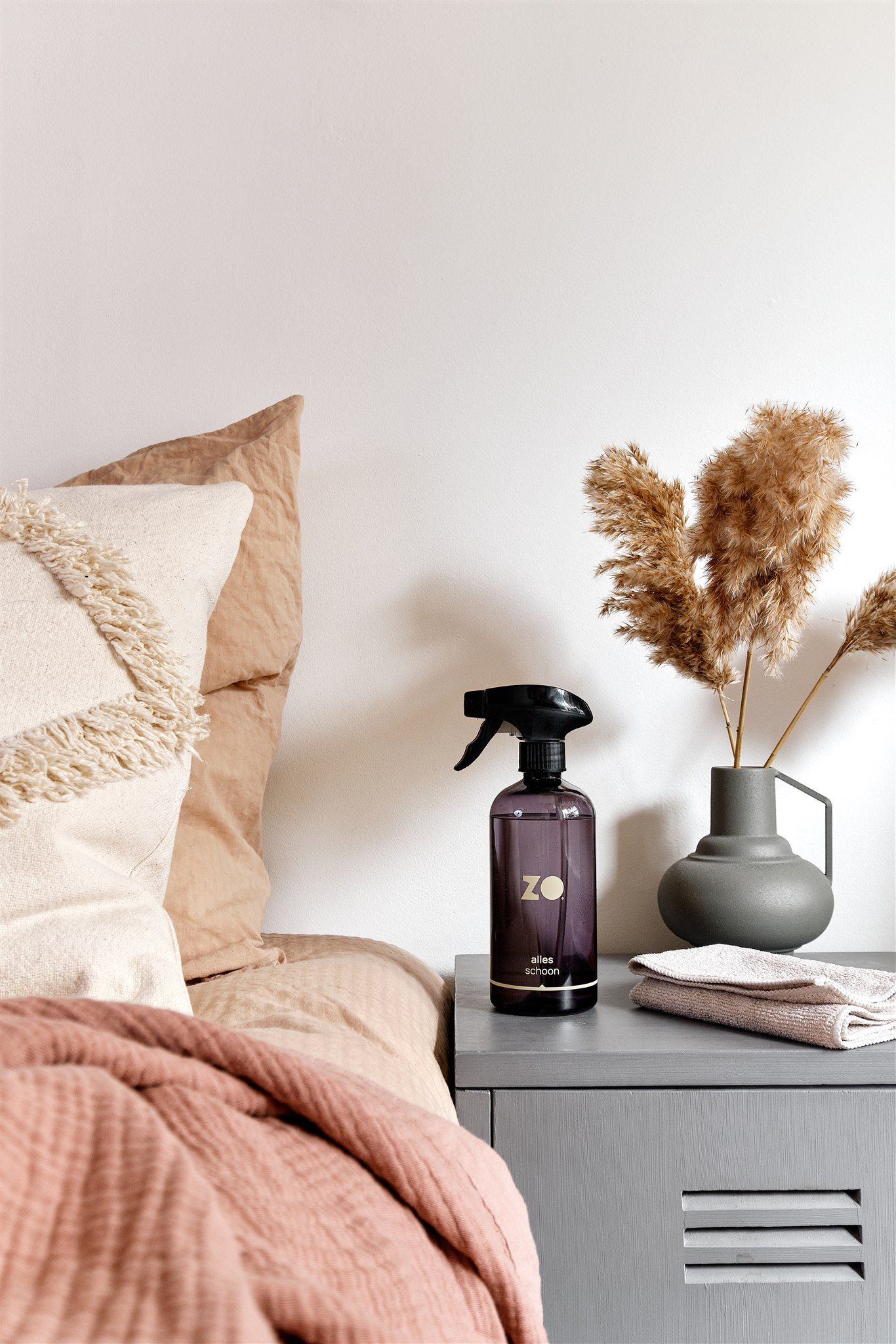 Tip: zo is de nieuwe manier van schoonmaken #schoonmaken #slaapkamer #wonen