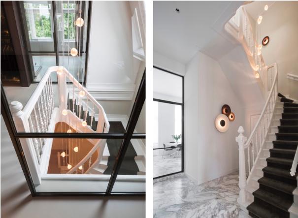 Villa Haarlem Wilhelminapark. Studio Ruim. Interieur Photo credit: © Daniel Nicolas #binnenkijken #villa #haarlem #architectuur #interieur #studioruim #himacs