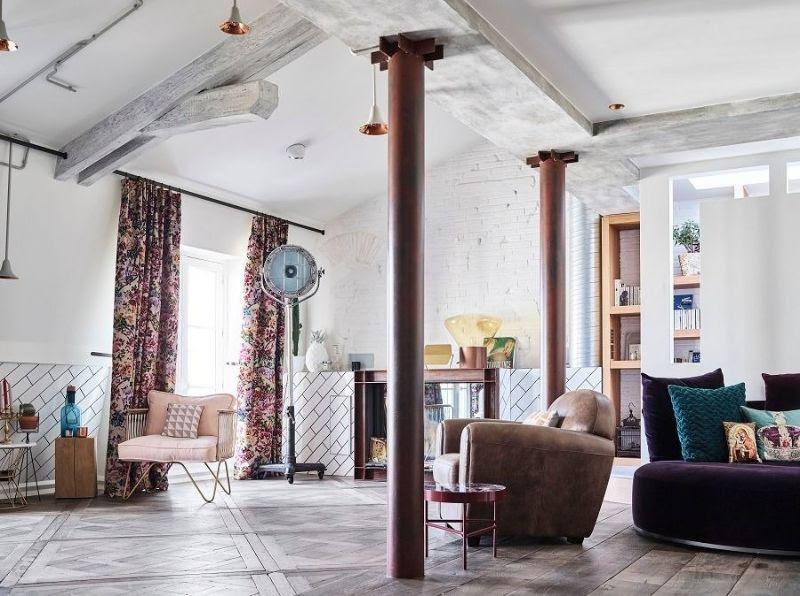 Interieur inspiratie. Wonen in de stad. Fabrizio Cicconi/Living Inside