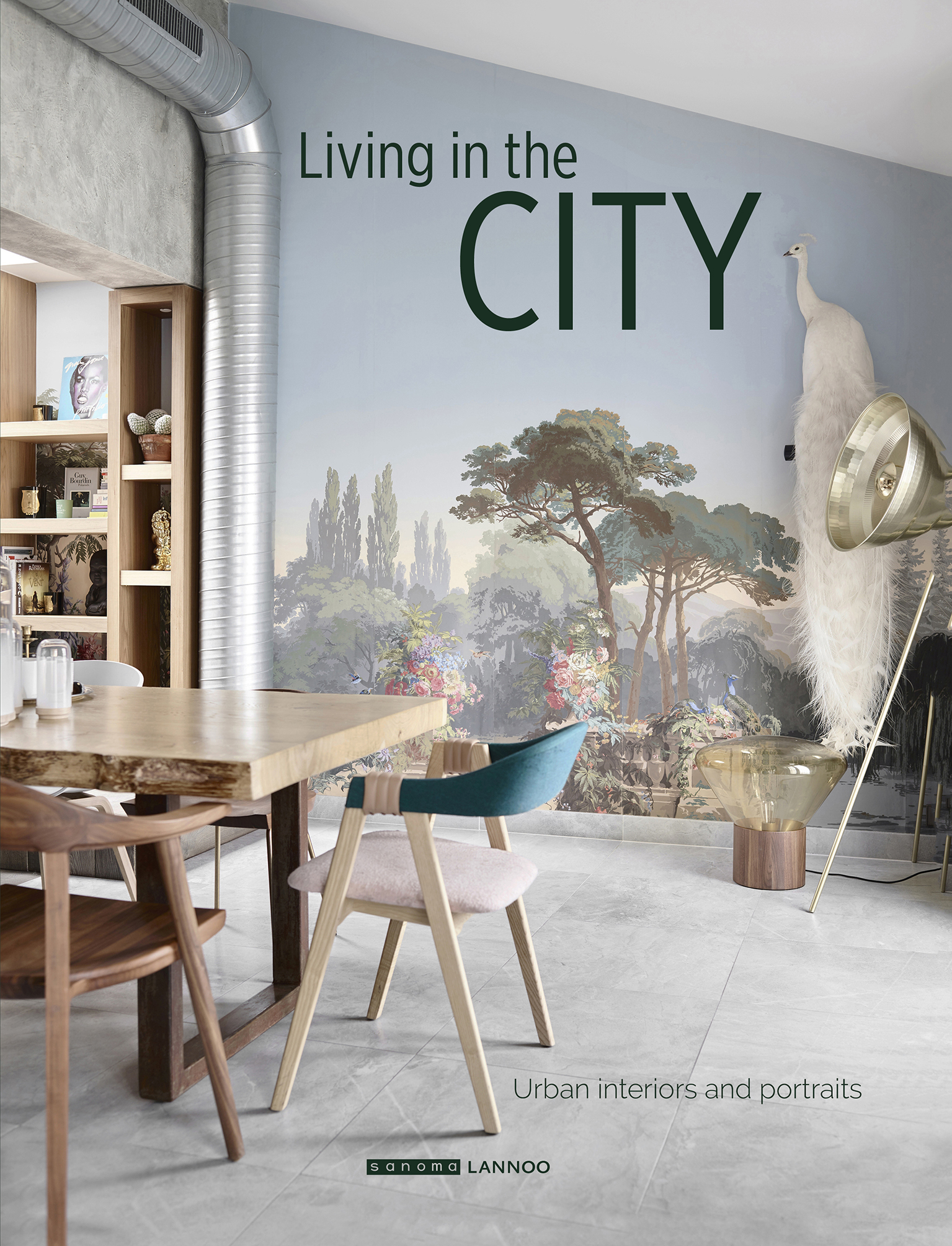 Interieurboek: wonen in de stad. De mooiste interieurs. Living in the City - Lannoo