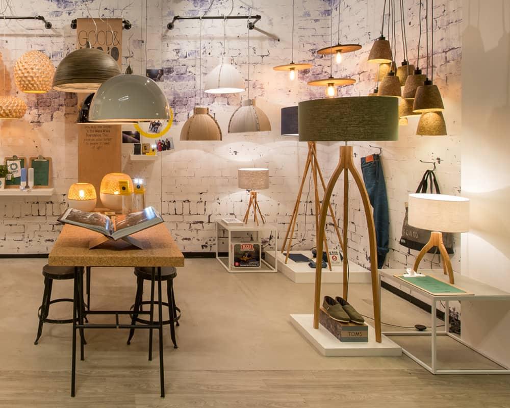 Wooden Amsterdam lampen #duurzaam #design #verlichting