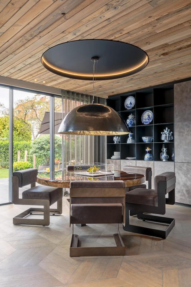 luxe familievilla Osiris Hertman foto Laura Hage