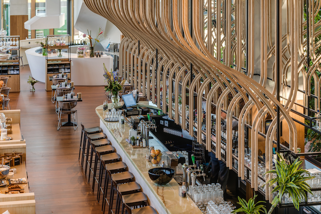 Bamboe hotel Amsterdam