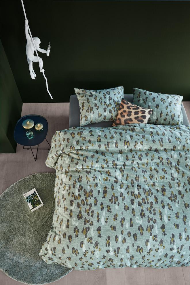 Beddinghouse wilde dieren prints