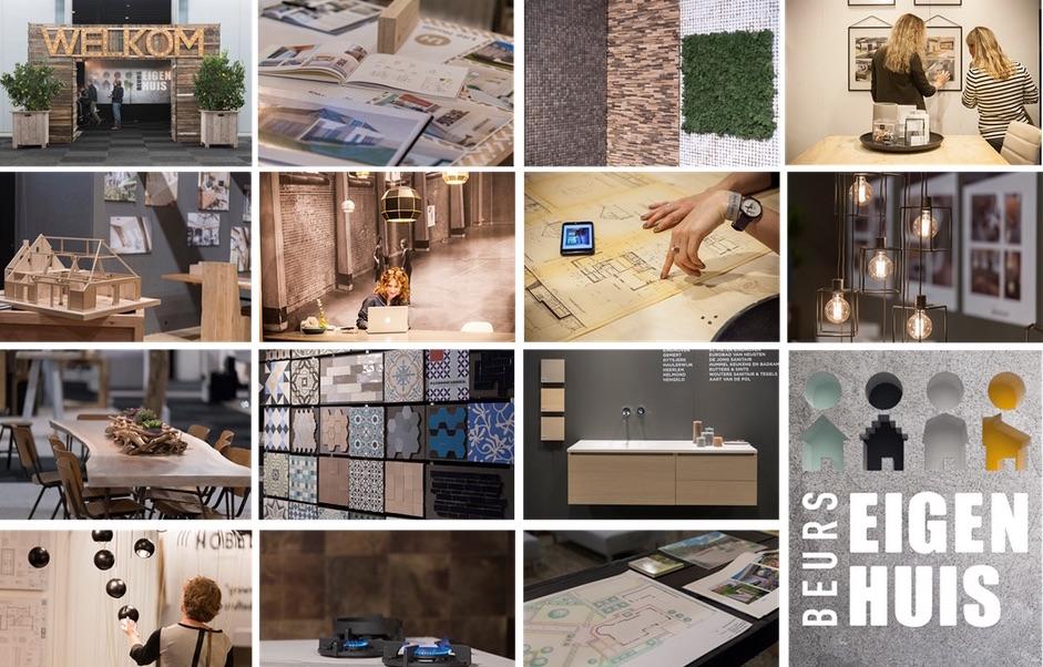 Beurs Eigen Huis verbouwen en inrichten in Jaarbeurs Utrecht #woonbeurs #verbouwen #verhuizen #inspiratie #wooninspiratie