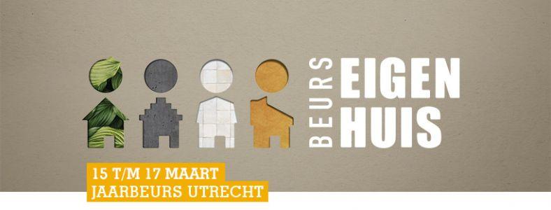 Verbouwen, verhuizen, je eigen droomhuis bouwen? Beurs Eigen Huis  15-17 maart 2019 #verhuizen #verbouwen #woonbeurs #beurseigenhuis #droomhuis #duurzaamhuis