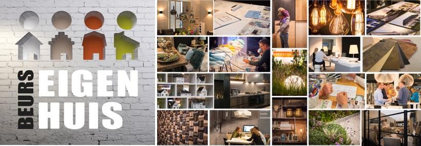 Verbouwen of verhuizen? Bezoek de Beurs Eigen Huis in de Jaarbeurs Utrecht in oktober 2017 #beurs #verbouwen #verhuizen #interieur
