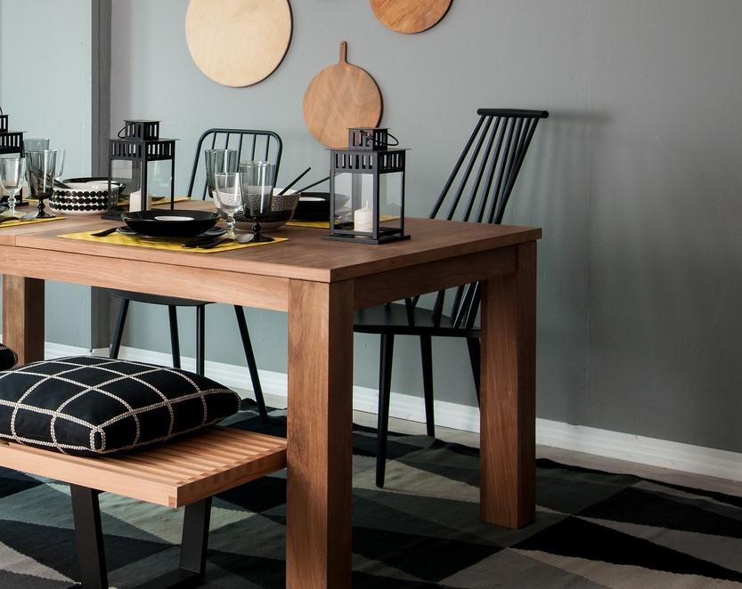 Tips voor het selecteren van een eettafel #interieur #eettafel #tafel #landelijk