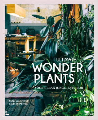 Ultimate wonderplants #boek #lannoo #planten #plantenboek #interieur