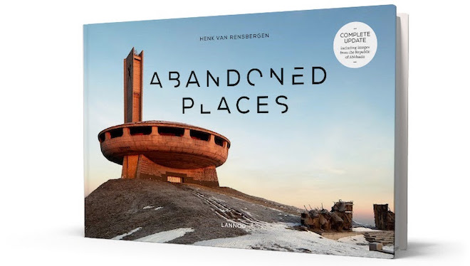 Boek abandoned places