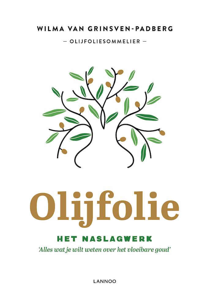 Olijfolie boek