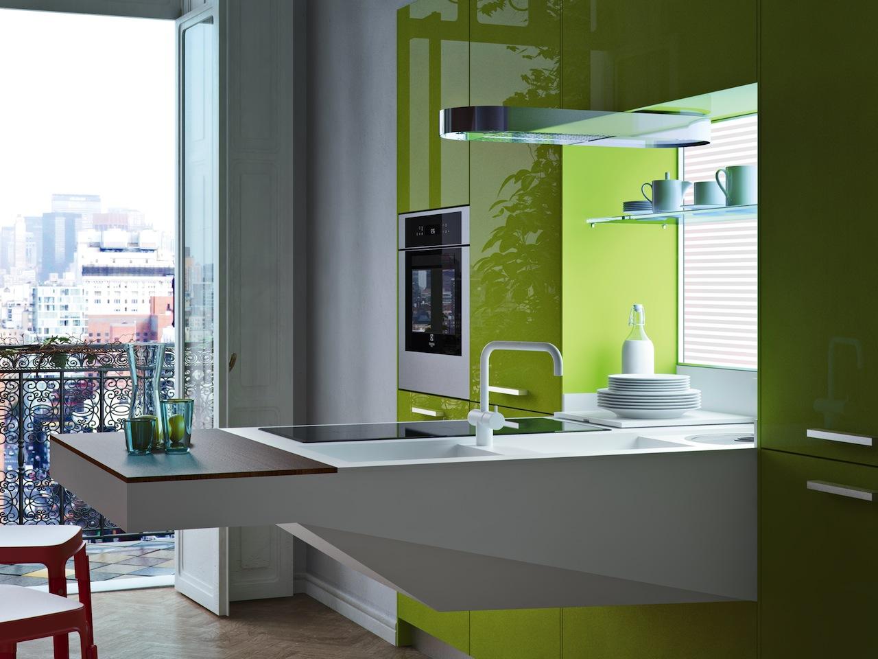 Keuken Kleur Kiezen : Durf te wonen met kleur – Nieuws Startpagina voor Interieur en wonen