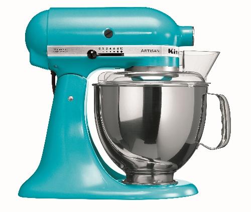 Kitchenaid Artisan keuken turquoise