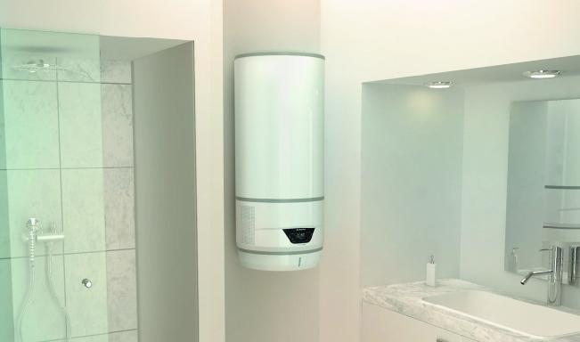 Energiezuinig, duurzaam en snel veel warm water met een warmtepompboiler. Atag Energion #warmwater #douchen #warmtepompboiler #duurzaam #energiezuinig #atag